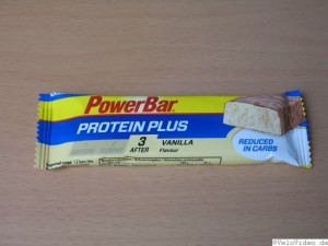 Bild Power-Bar Protein Plus Vanille